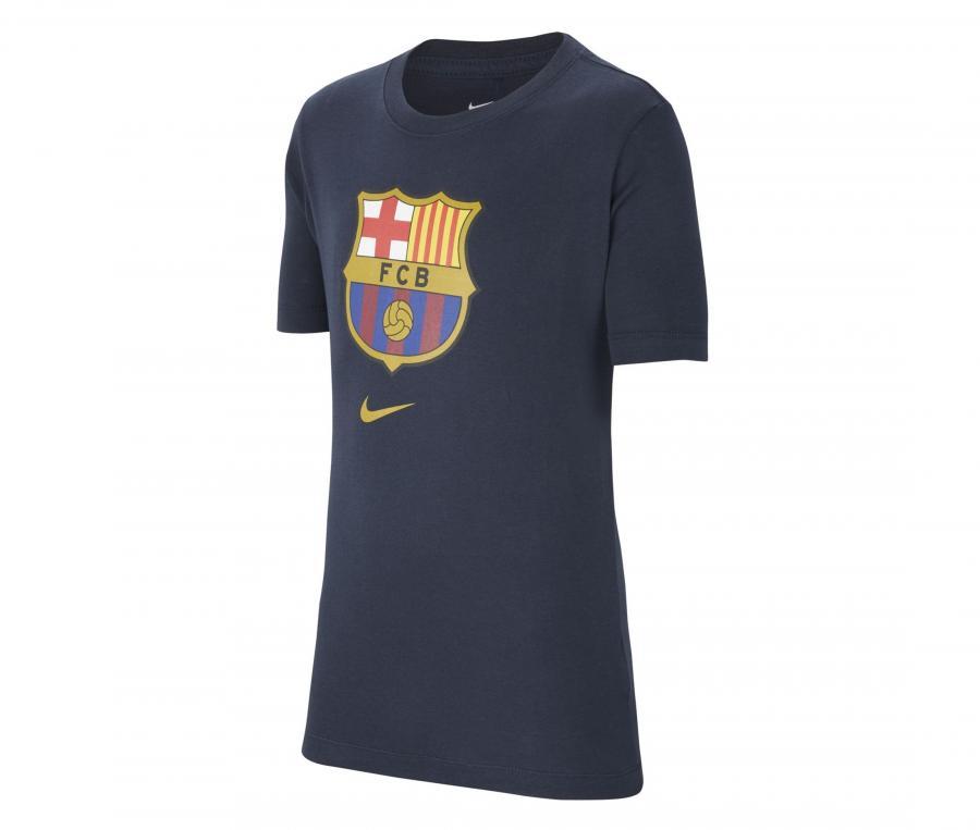 T-shirt Barça Bleu Junior