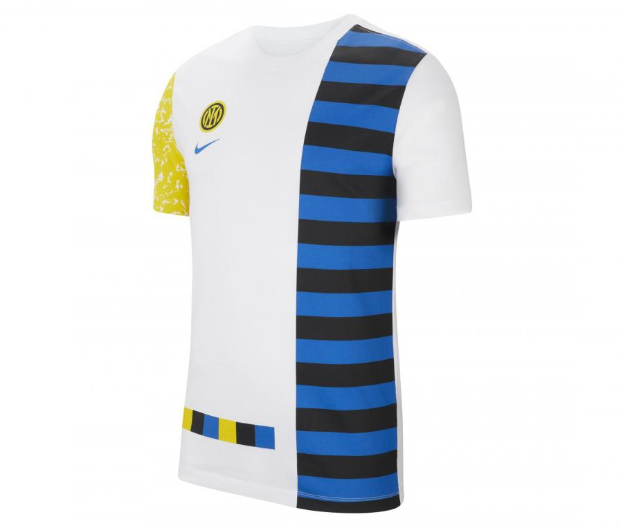 T-shirt Inter Milan Blanc