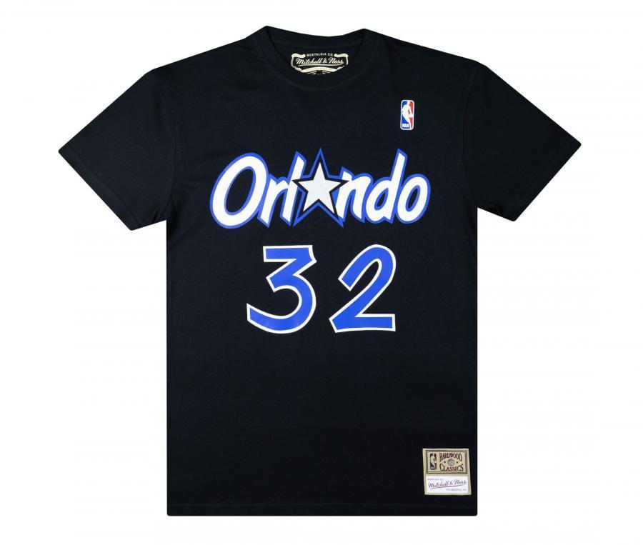 T-shirt Magic d'Orlando O'Neal Noir