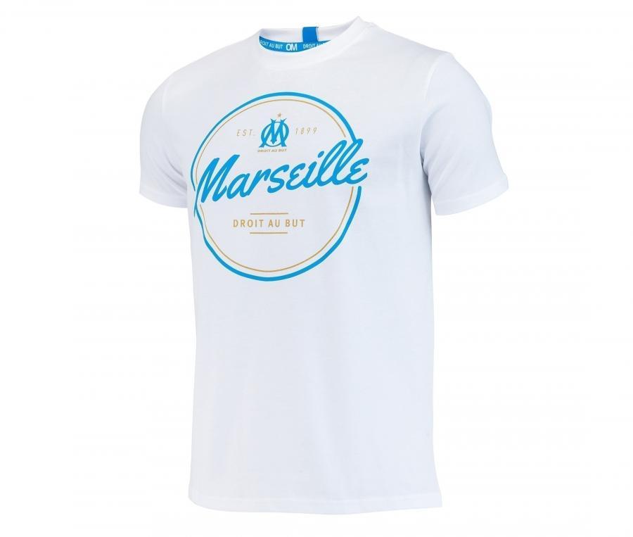T-shirt OM Fan Blanc
