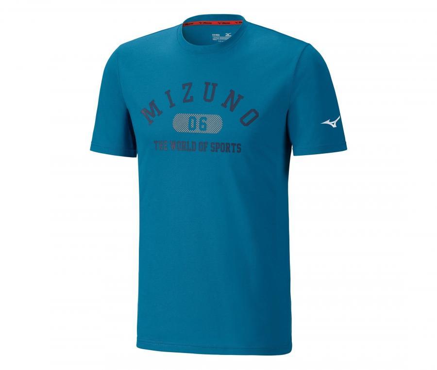 Tee-shirt Heritage 1906 bleu