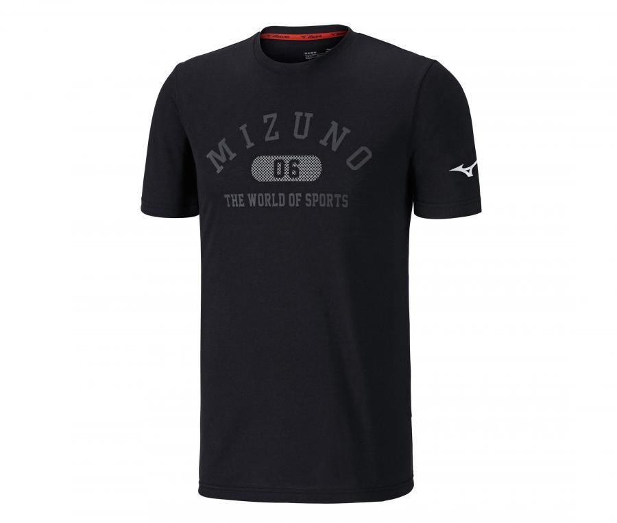 Tee-shirt Heritage 1906 noir