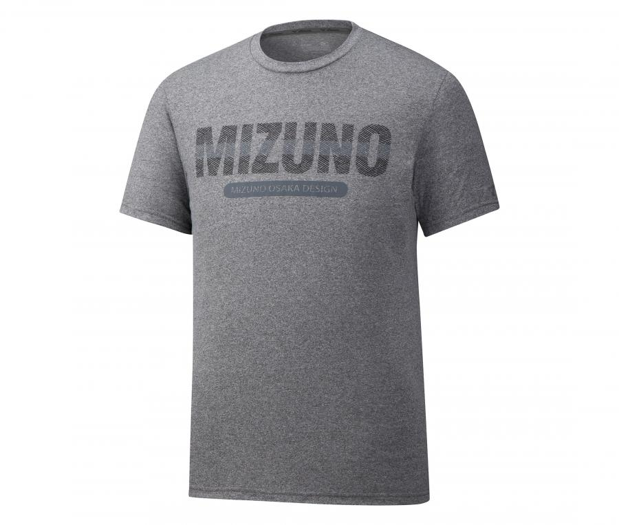 Tee-shirt Heritage gris chine