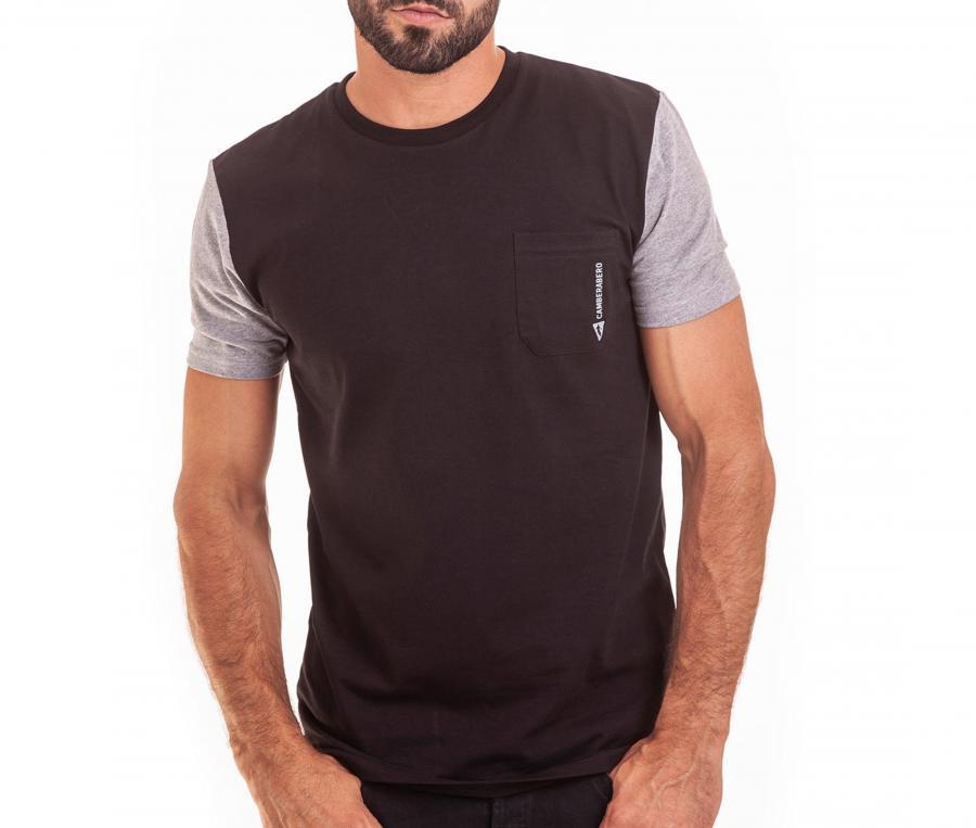 T-shirt Camberabero Noir