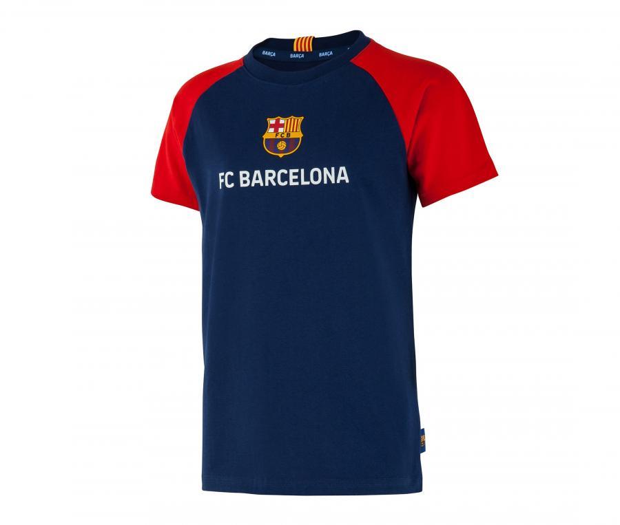 T-shirt Barça Umtiti 23 Player Bleu