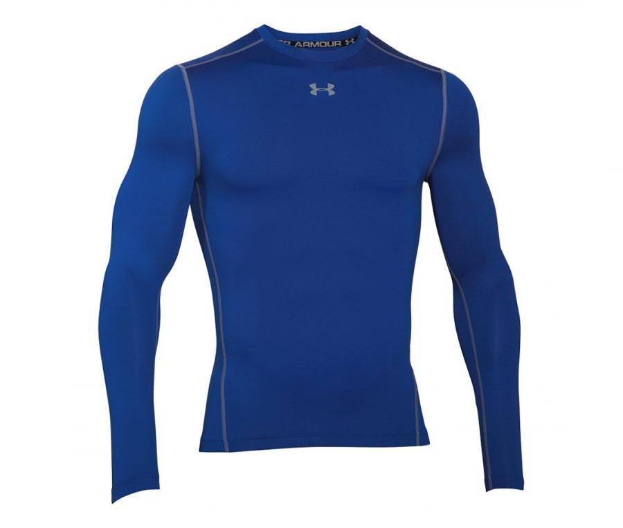 Tee-shirt de compression ColdGear Bleu