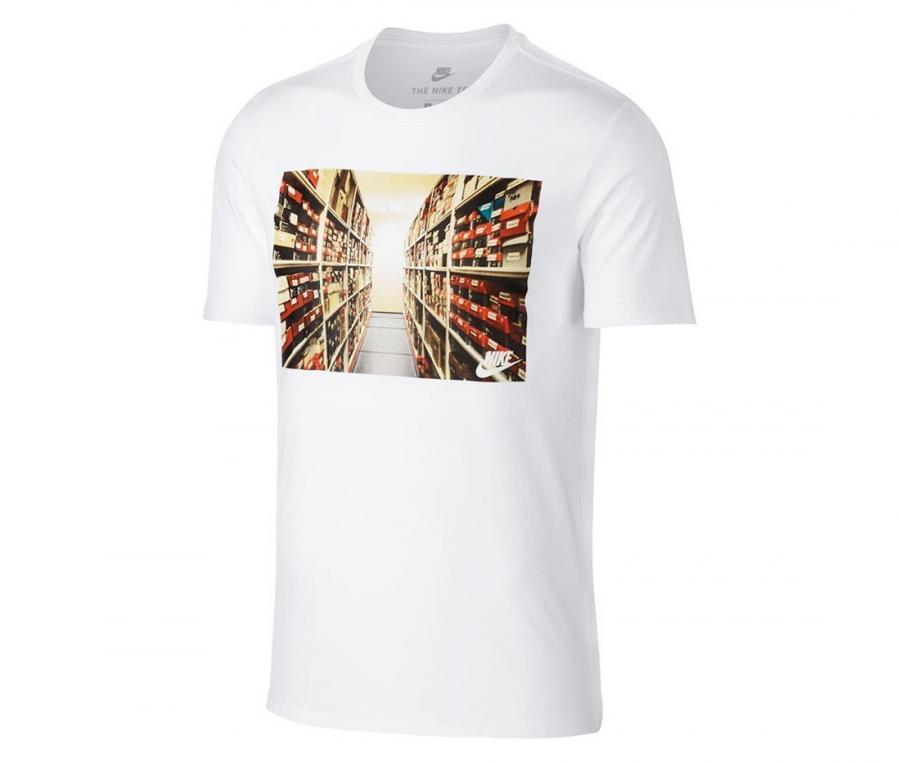 Tee-shirt Nike Sportswear Blanc
