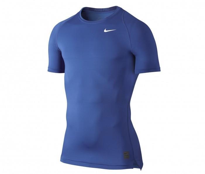 Maillot Nike Pro Cool Compression Bleu