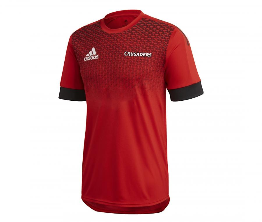 Maillot Crusaders Performance Rouge