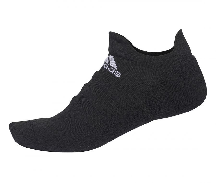 Chaussettes adidas Alphaskin Lightweight Cushioning noir