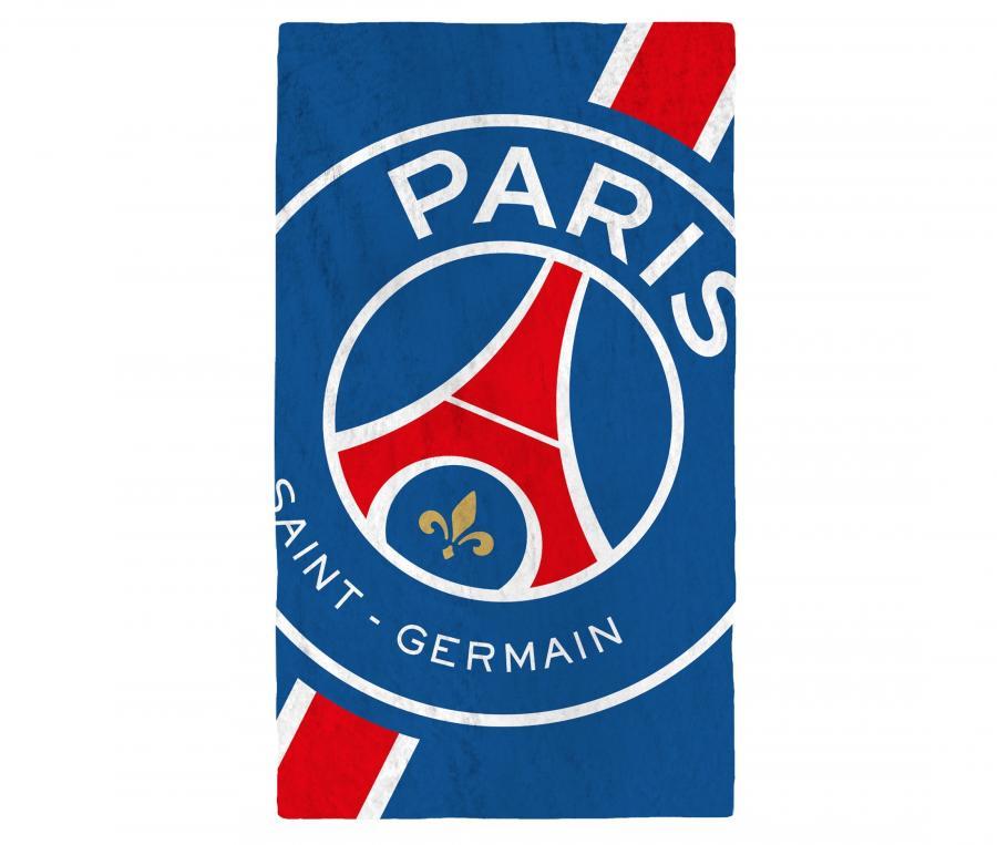Drap de Plage PSG Bleu