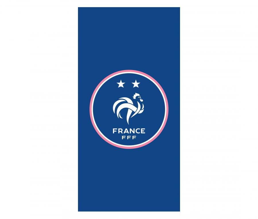 Serviette de Plage France Bleu