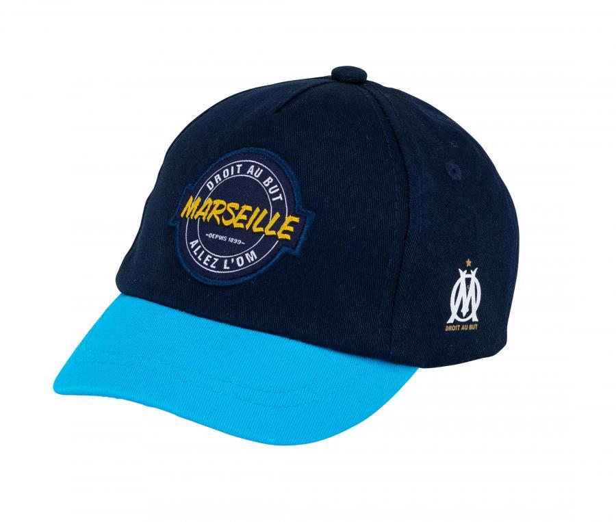 OM Baby's Cap Blue