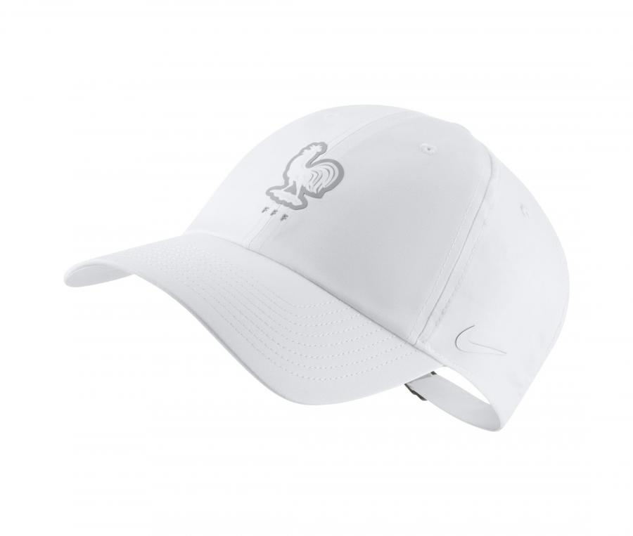 Casquette France Heritage86 Blanc