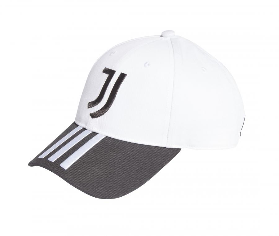 Casquette Juventus Blanc/Noir