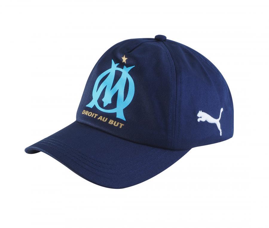OM Team Cap Blue