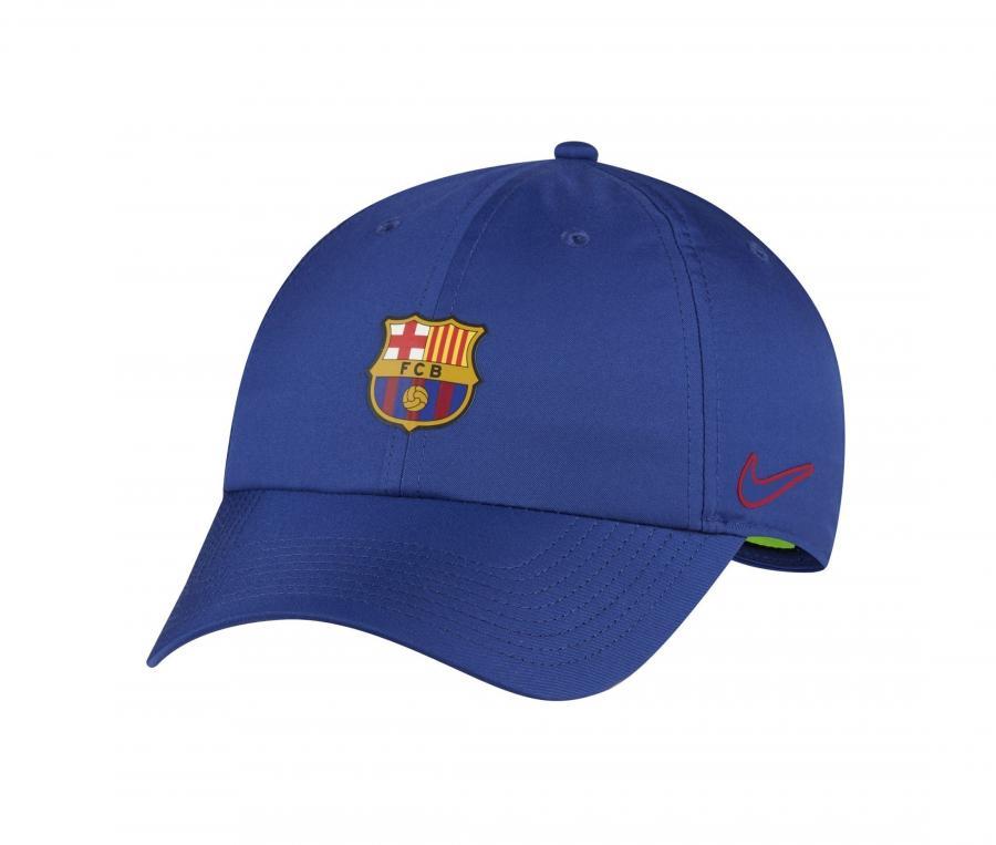 Casquette Barça Heritage86 Bleu