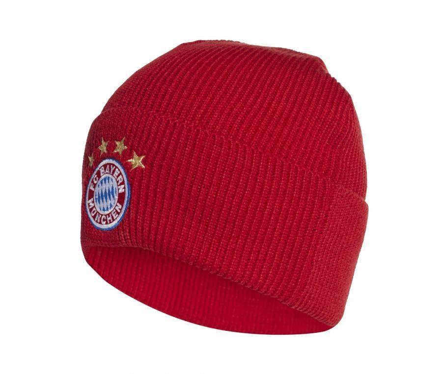 Bonnet Bayern Munich Rouge