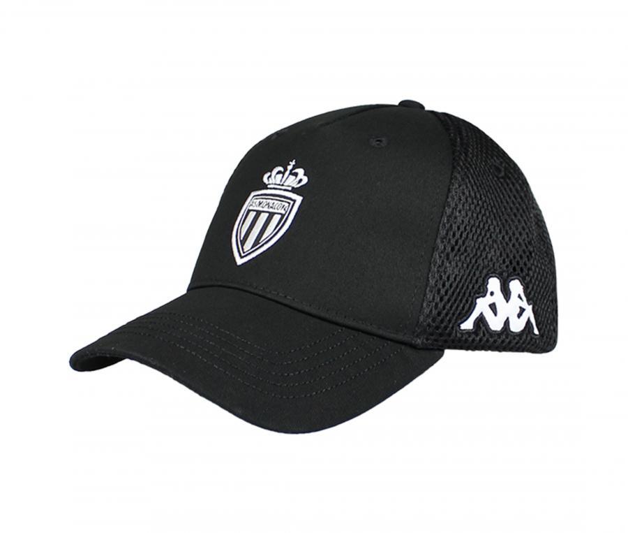 Casquette AS Monaco Noir
