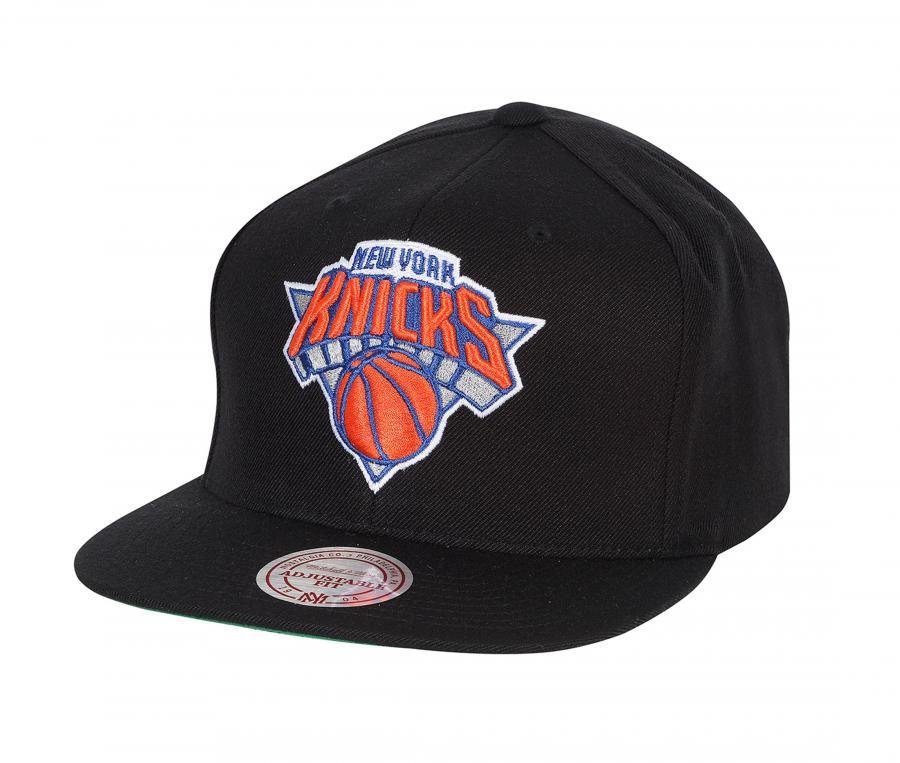Casquette Mitchell & Ness Knicks de New York Noir