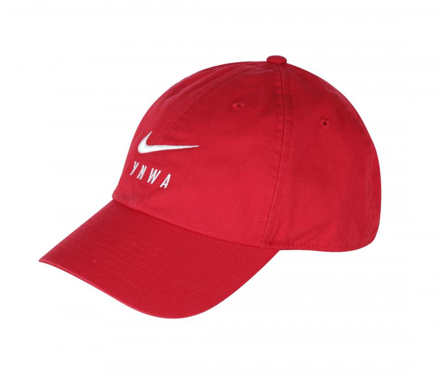Casquette Liverpool Heritage86 Rouge
