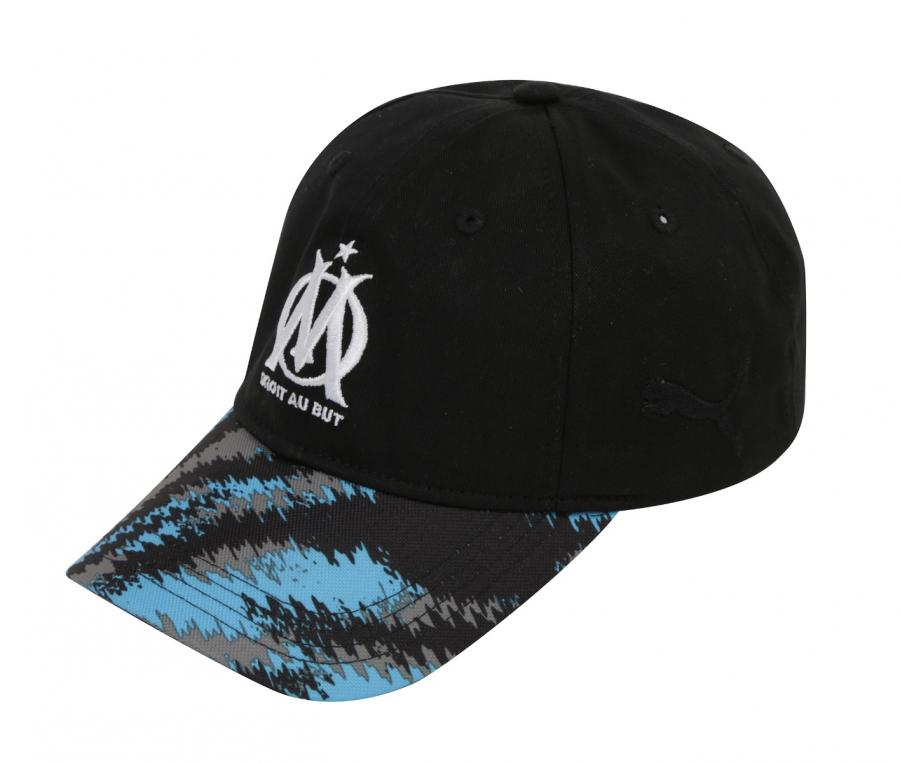 OM Iconic Archive Cap Black