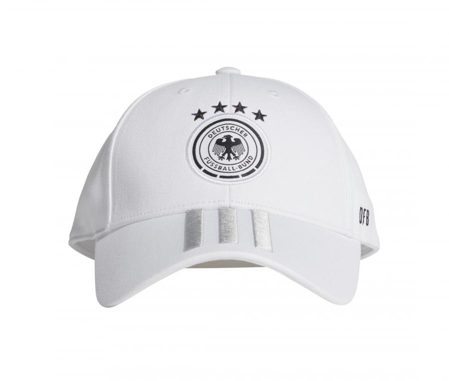 Casquette Allemagne Blanc