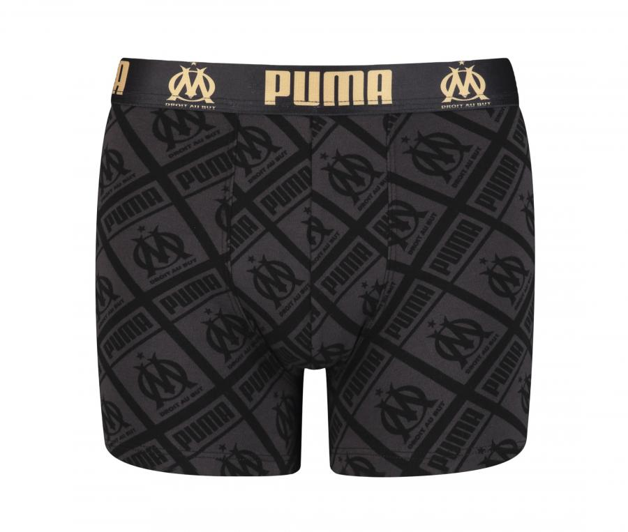 Boxer Puma OM All Over Gris Junior