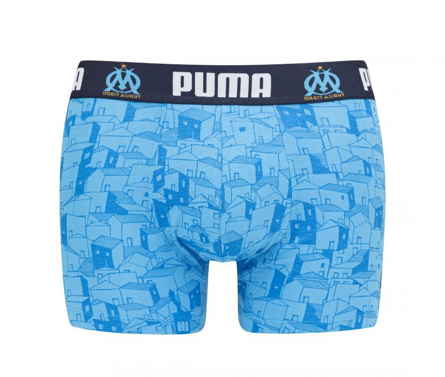 OM Puma Boxer Shorts Blue