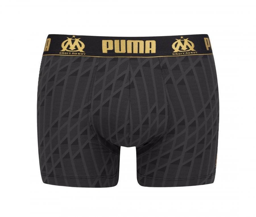 OM Puma Boxer Shorts Black