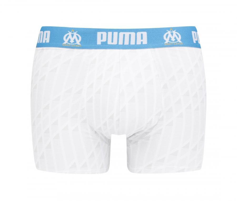 OM Puma Boxer Shorts White