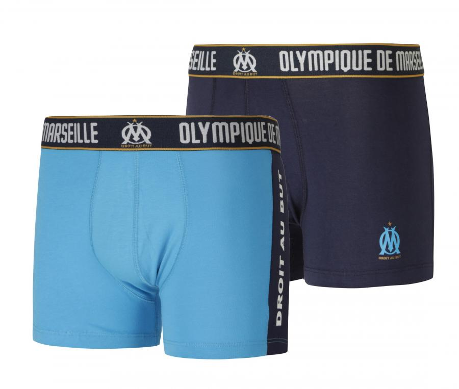 Set of 2 boxers OM Blue