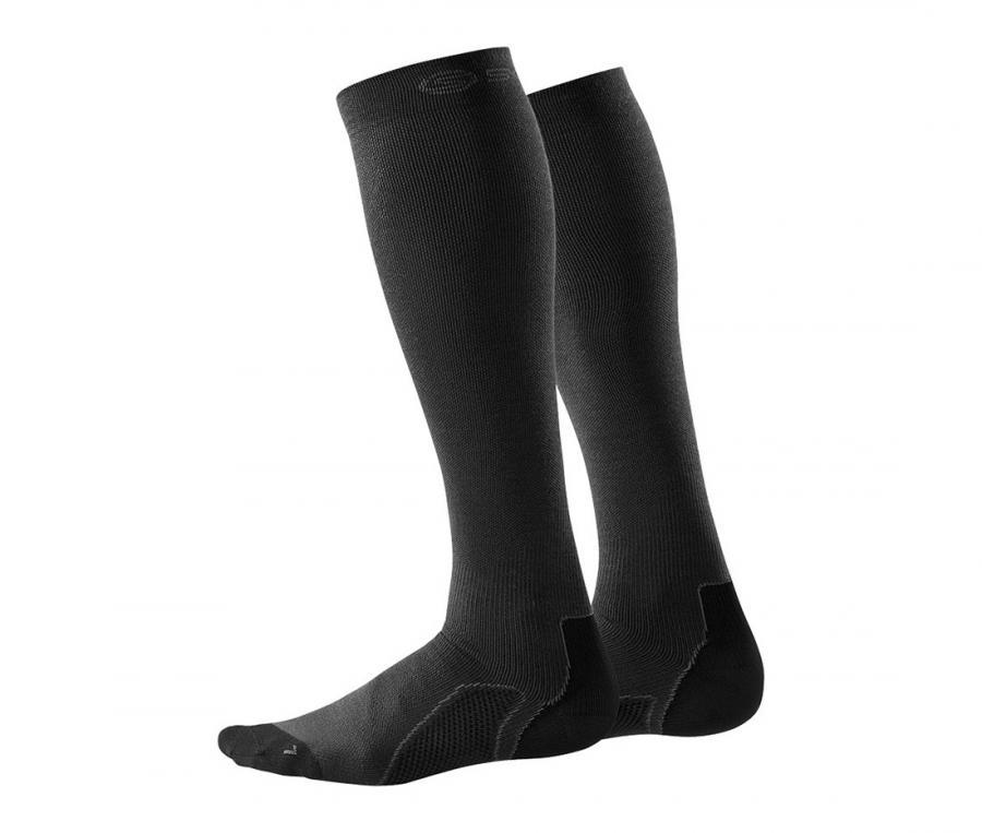Chaussettes de récupération Skins Recovery Essentials gris