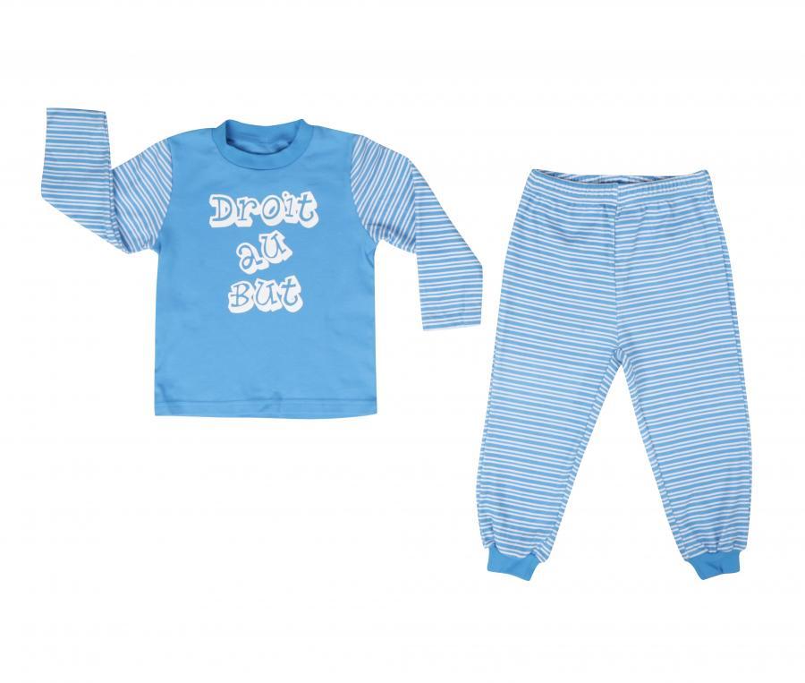 Pajama OM Blue Baby