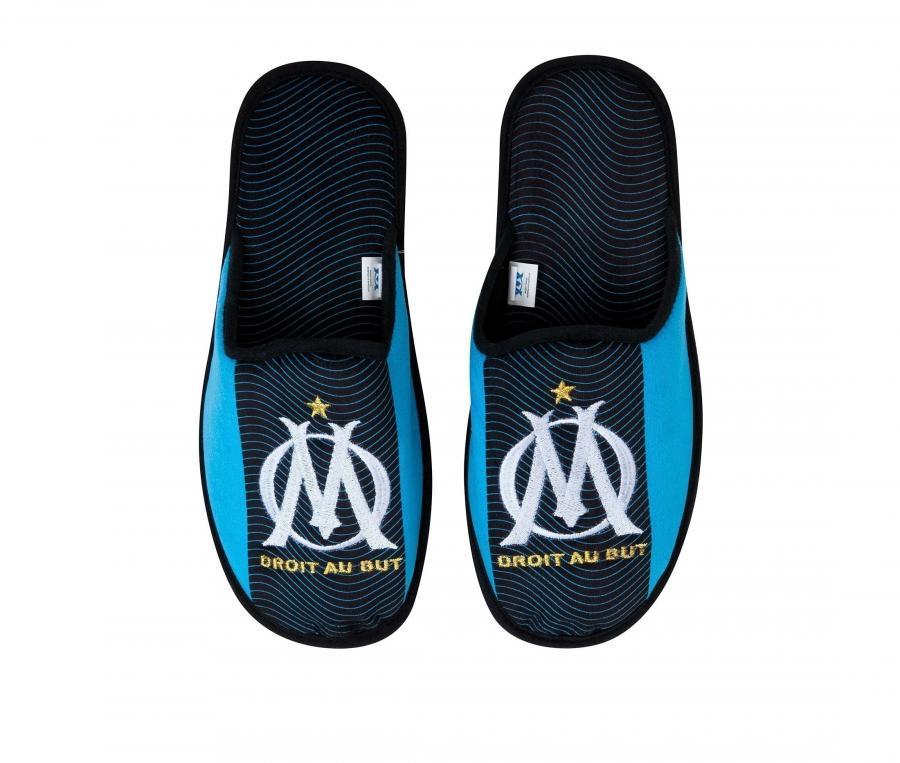 OM Fan Kid's Slippers Blue