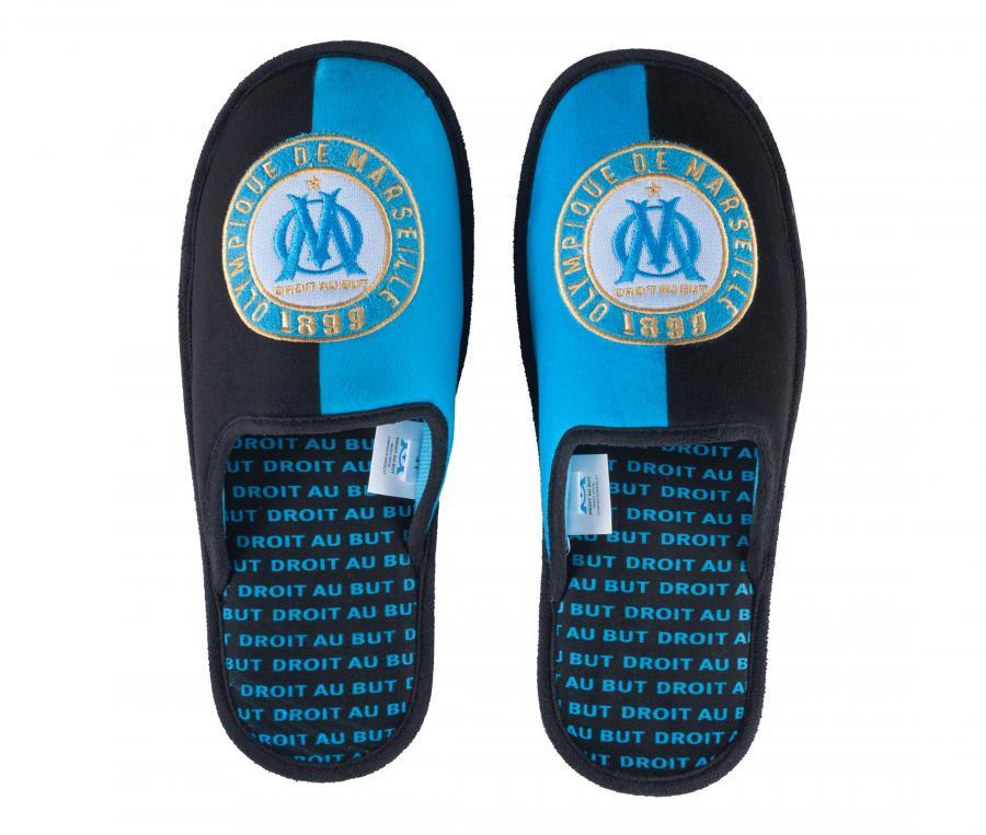 Zapatillas OM Fan Negro/Azul Júnior