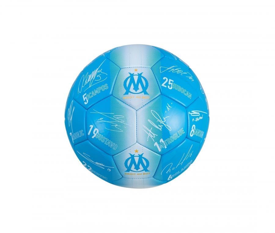 Mini Ballon OM Signatures T.1 Bleu