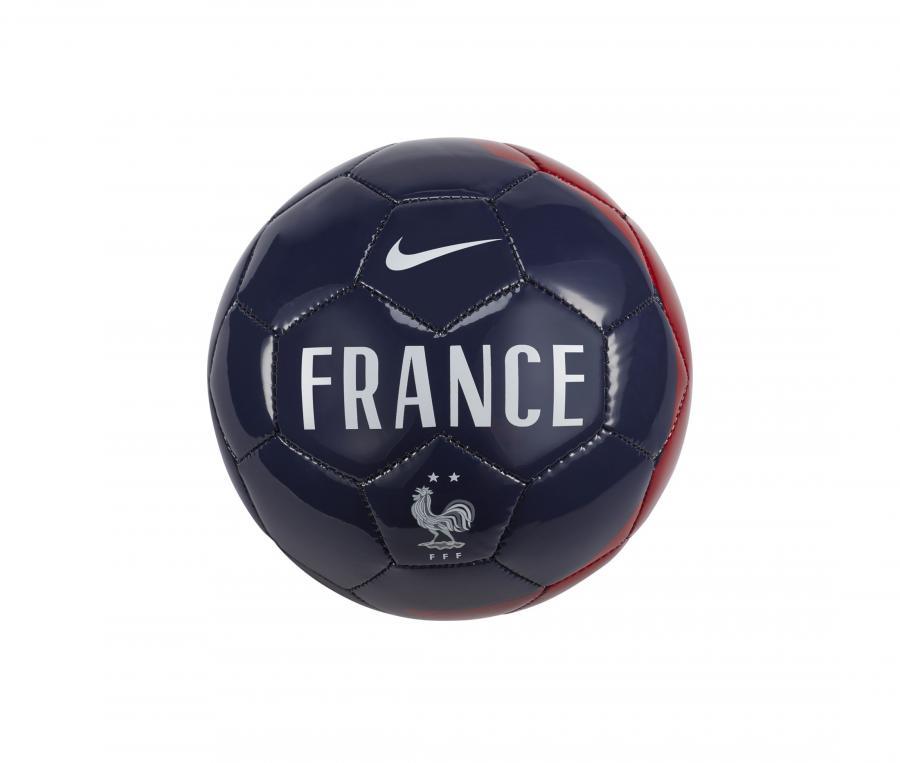 Mini Ballon Nike Skills T.1 Bleu