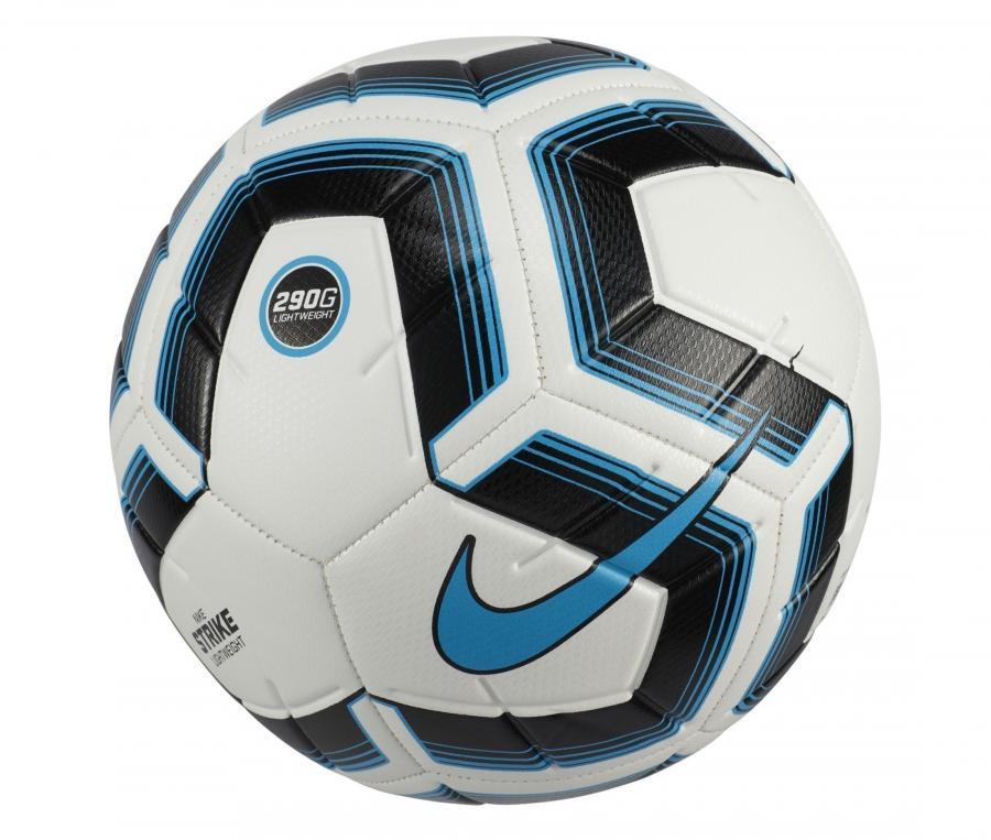 Ballon Nike Strike Team T.5 Blanc