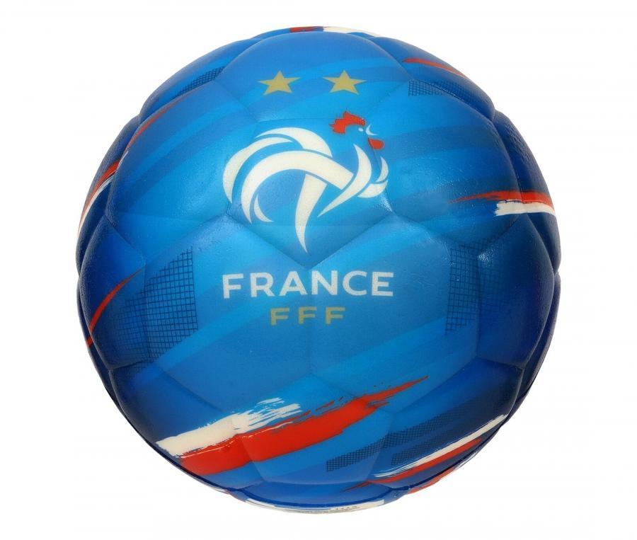 Ballon Mousse France T.4 Bleu