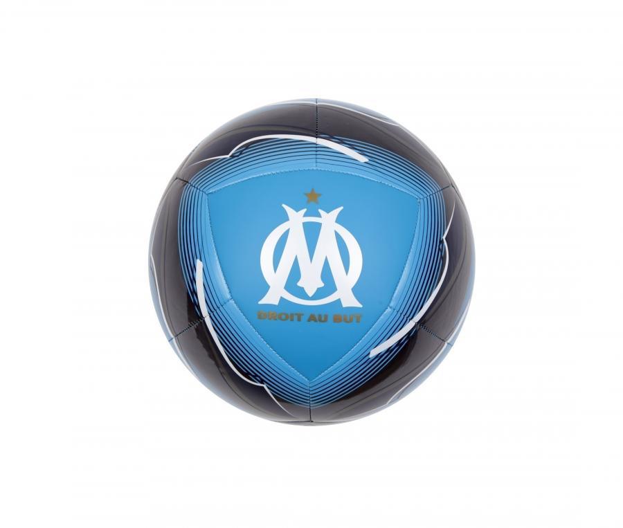 Mini Ballon Puma OM Icon Bleu/Noir
