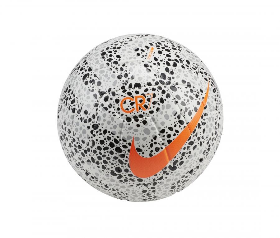 Ballon Nike CR7 Safari T.3 Blanc