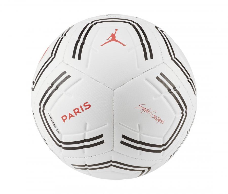 Ballon Nike Jordan x PSG Strike T.5 Blanc