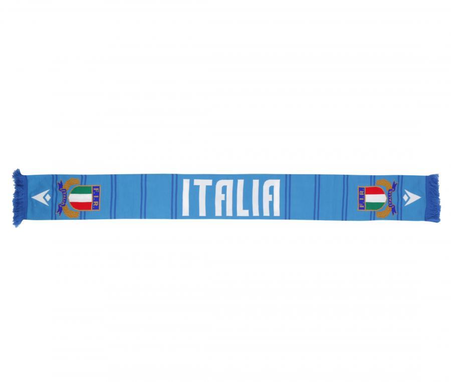 Echarpe Italie Bleu