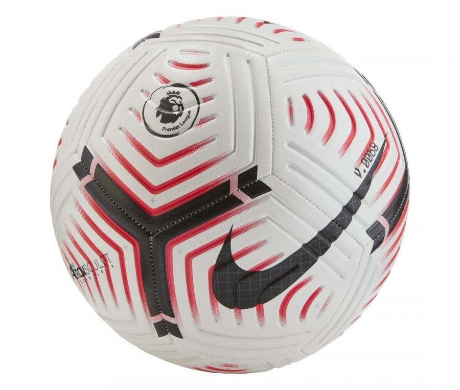 Ballon Nike Premier League Pitch T.5 Blanc
