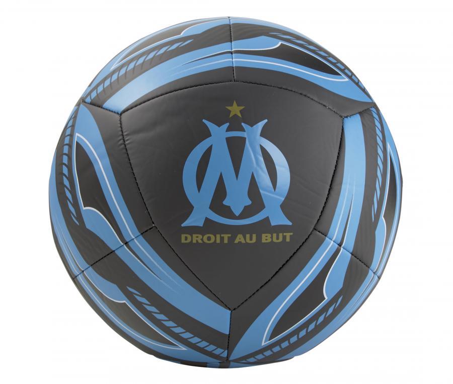 Ballon OM Icon T.5 Noir/Bleu