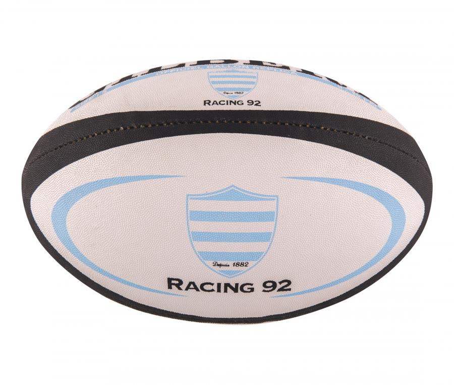 Ballon Replica Gilbert Racing 92 T.5 Blanc