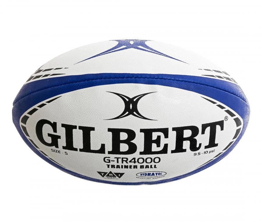Ballon Gilbert G-TR4000 T.4 Blanc/Bleu