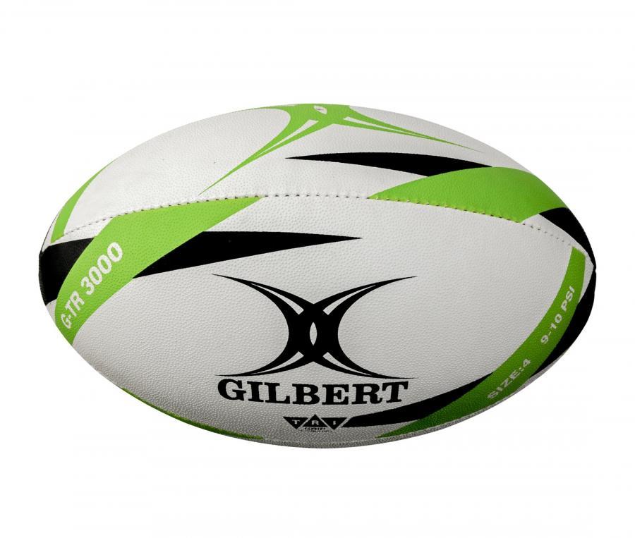 Ballon Gilbert G-TR3000 T.4 Blanc/Vert