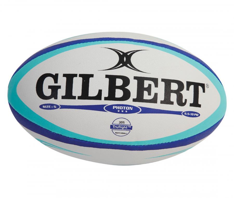 Ballon Match Gilbert Photon T.4 Blanc